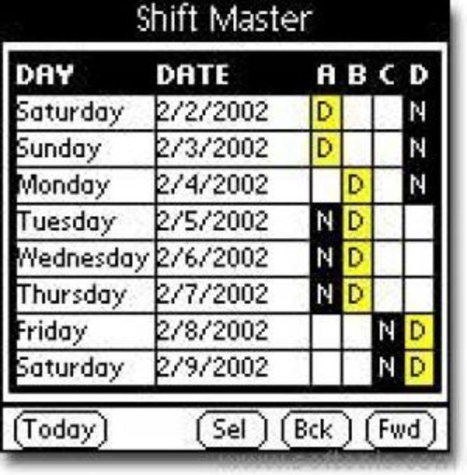 Shift Master