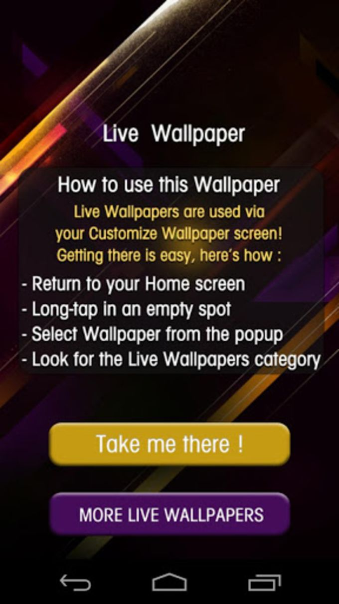 Live Wall Papers
