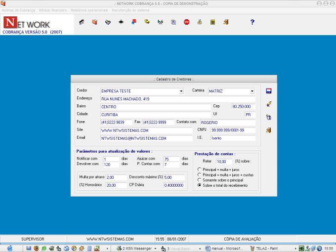 COBRANCA FACIL NETWORK