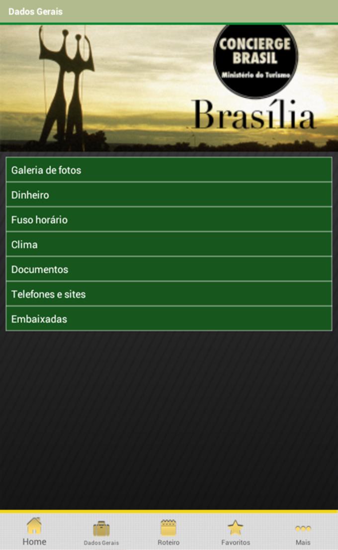 Concierge Brasil Brasília