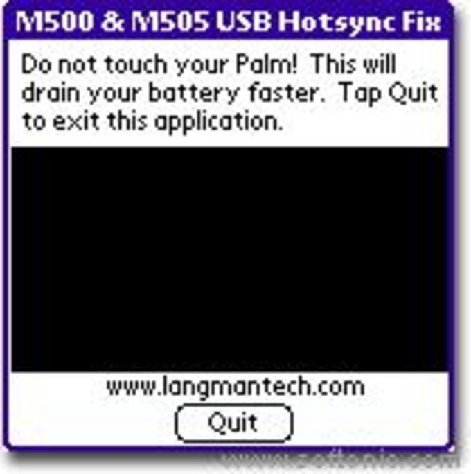 USB Sync Fixer