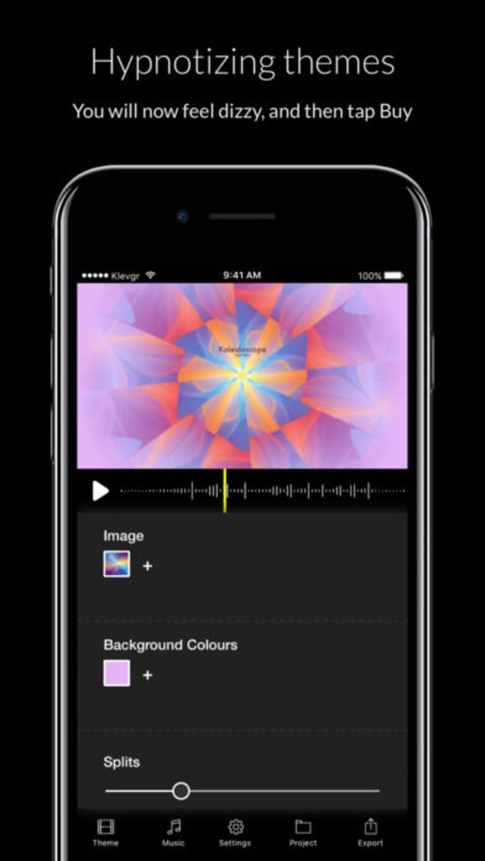 Wizibel - Audio Visualizer