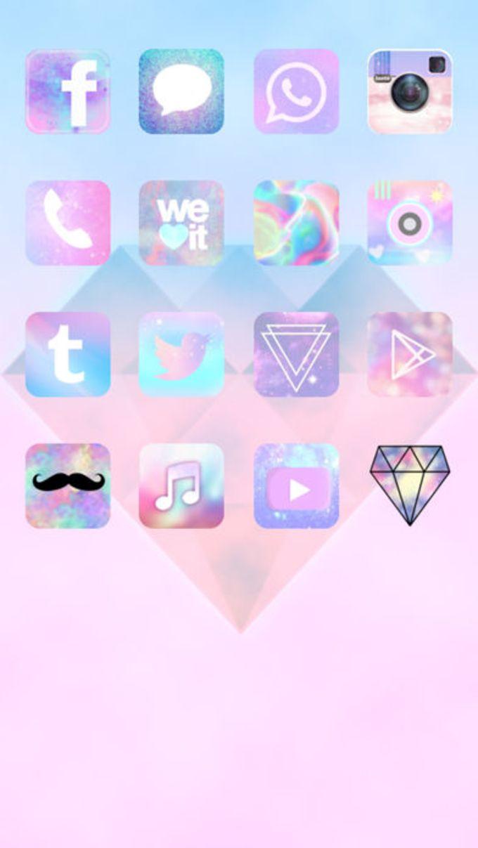 CocoPPa - cute iconwallpaper
