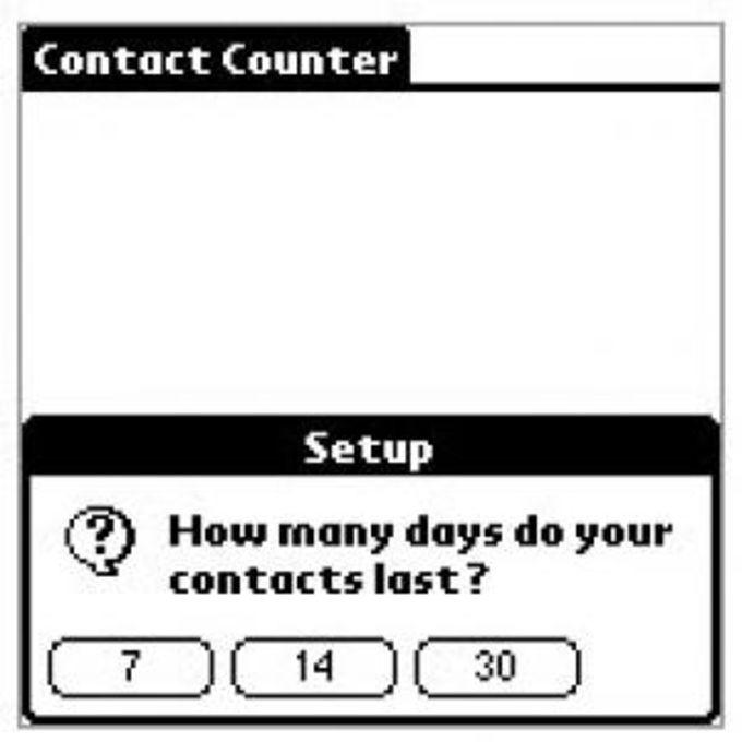 Contact Counter