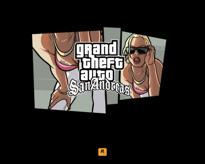 GTA: San Andreas Homegirls