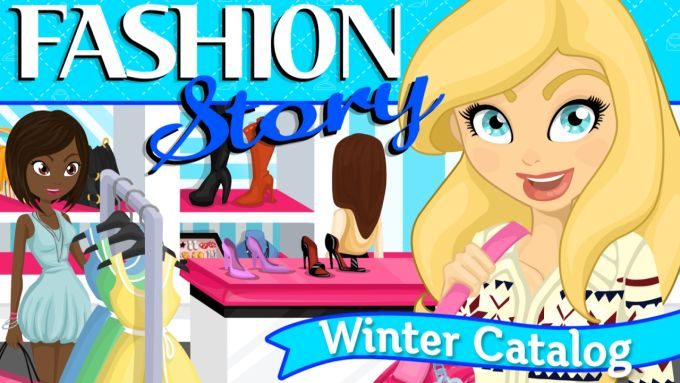 Fashion Story: Winter Catalog