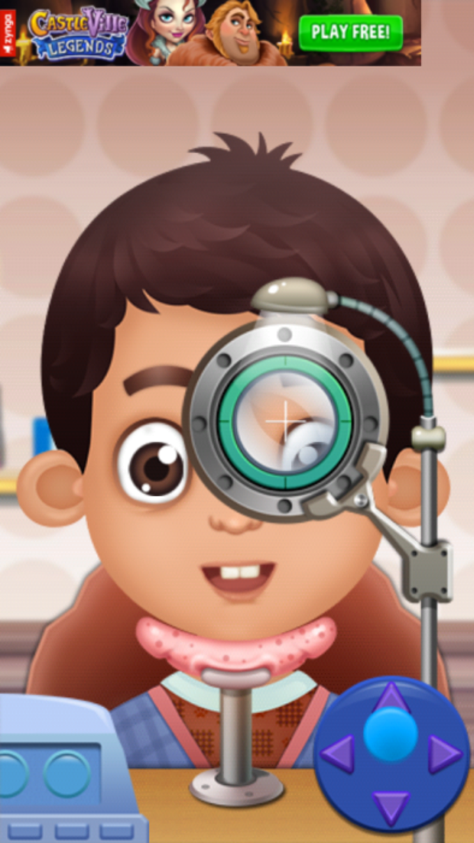 Little Eye Doctor