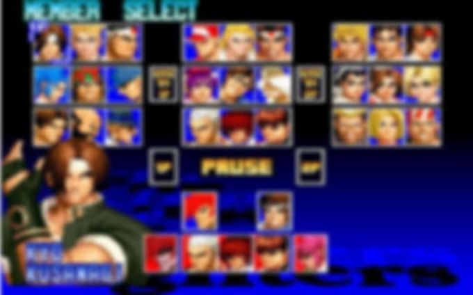 The King of The Fighters 97 Emulator