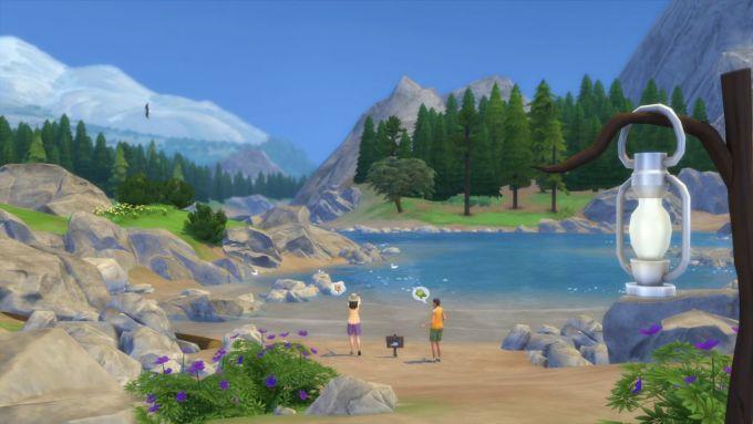 The Sims 4: Destination Nature