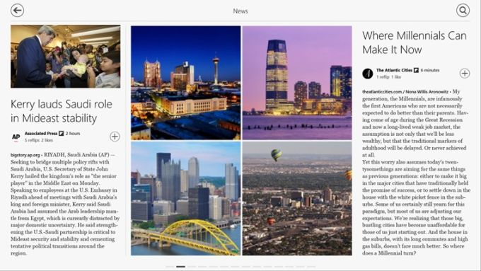 Flipboard for Windows 10