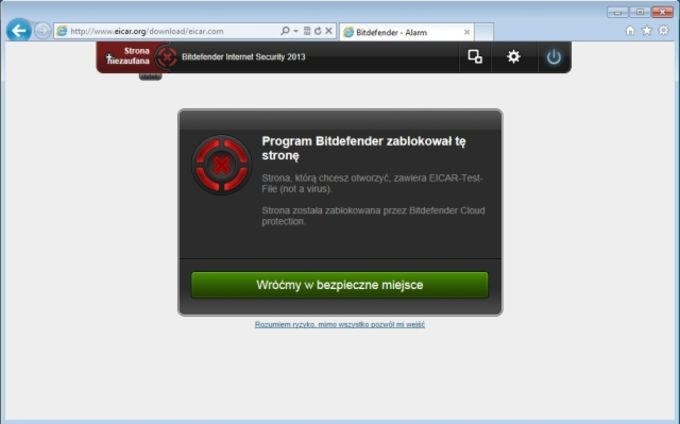 Bitdefender TOTAL Security 2013 PL
