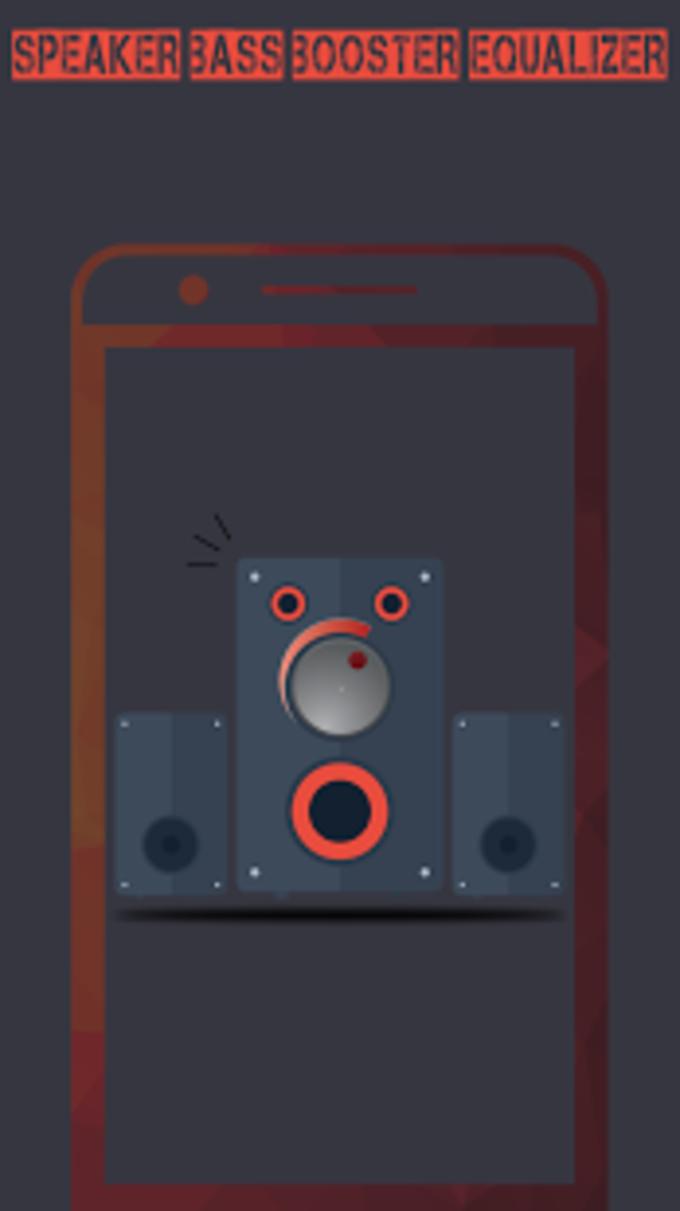 Speaker Bass Booster Equalizer