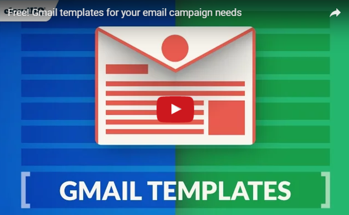 Gmail™ Email Templates