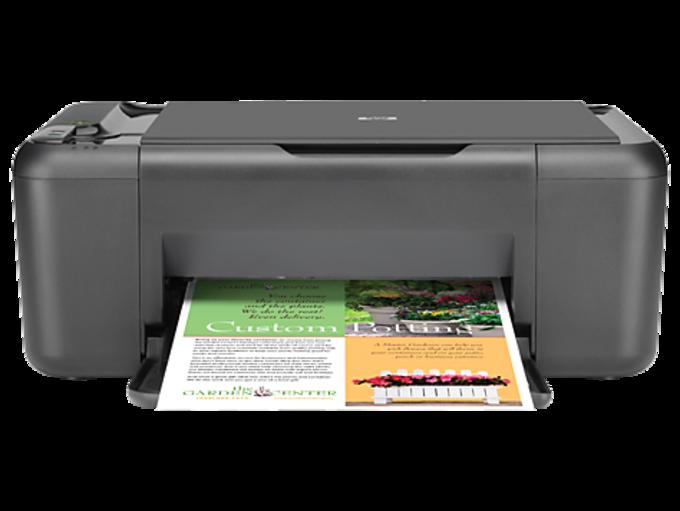 драйвер на принтер hp f2400