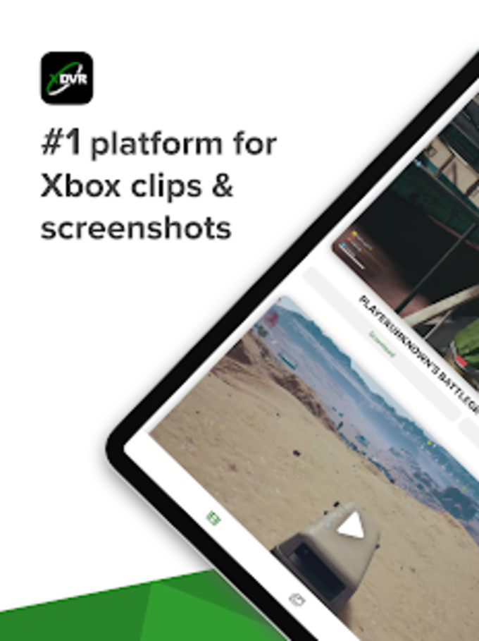 Share Xbox Clips  Screenshots for Xbox DVR