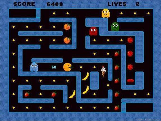GJ aMAZEing Pacman