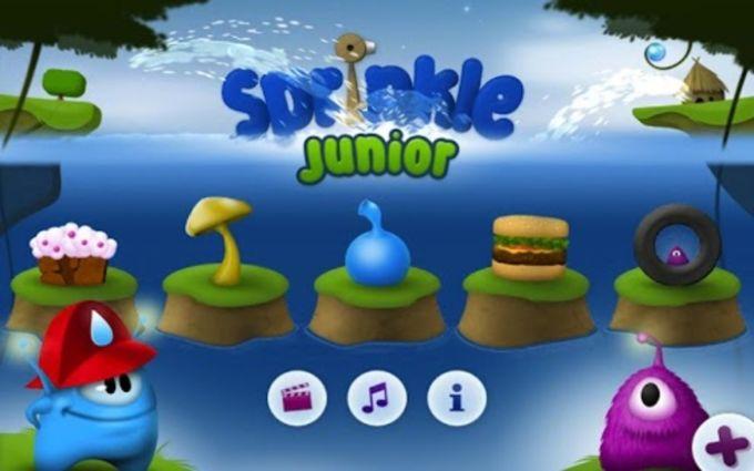 Sprinkle Junior