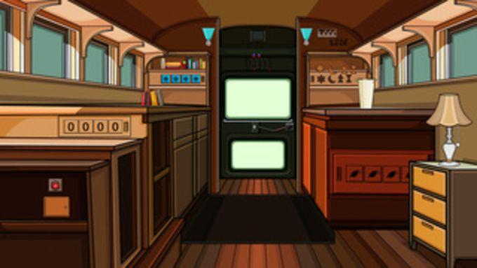 662 Bus House Escape