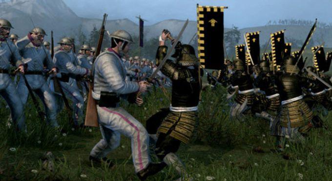 Total War: Shogun 2 Fall of the Samurai