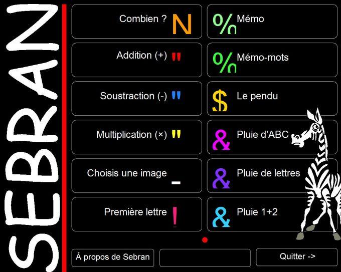 Sebran's ABC