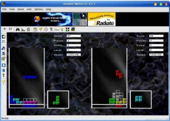 enable Netris32