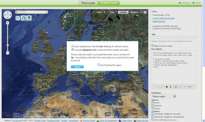 bikemap.net