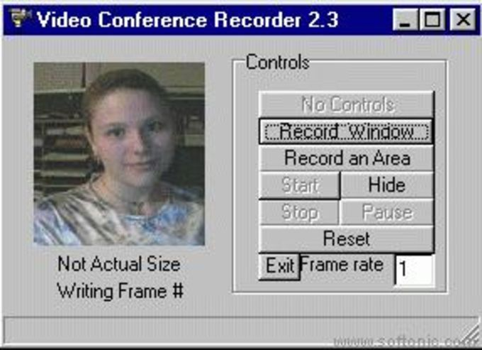 Video Conference Recorder
