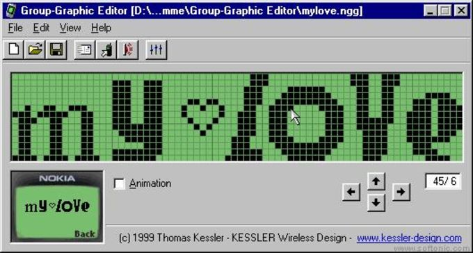 Group-Graphic Editor