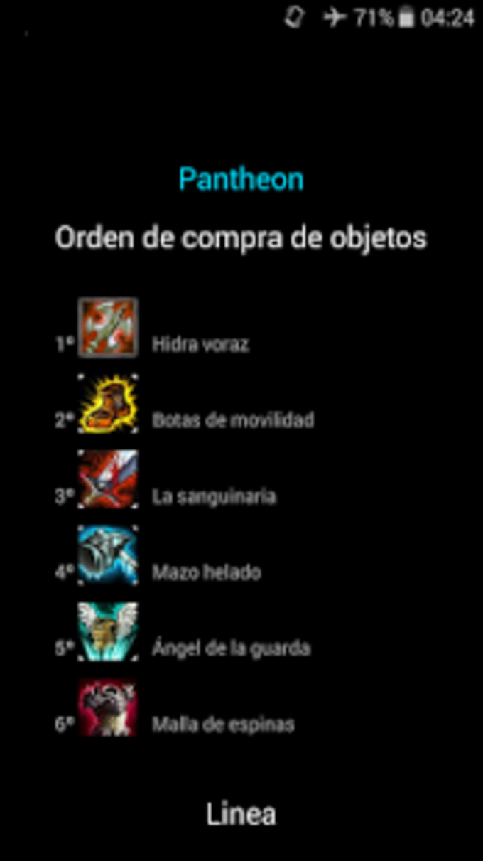 Guias de League of Legends