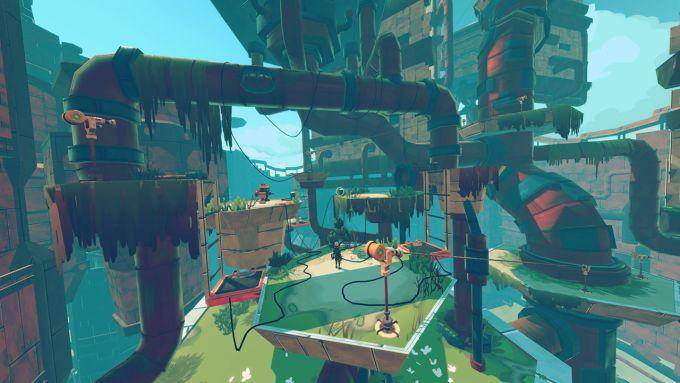 Wayward Sky PS VR PS4