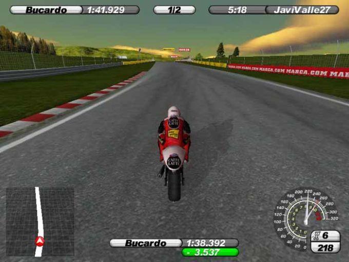 Moto Race Challenge