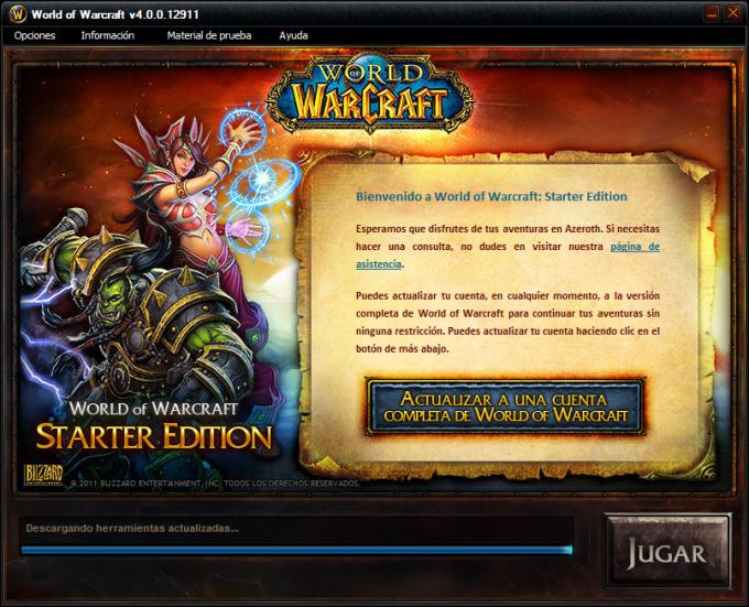 World of Warcraft Starter Edition Limitations - Blizzard ...