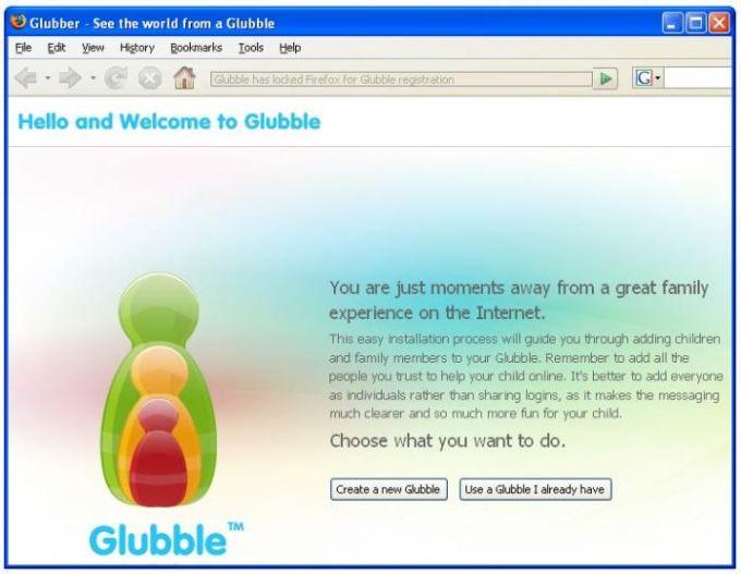 Glubble Extension