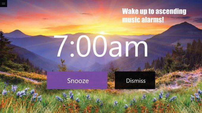 Alarm Clock HD +