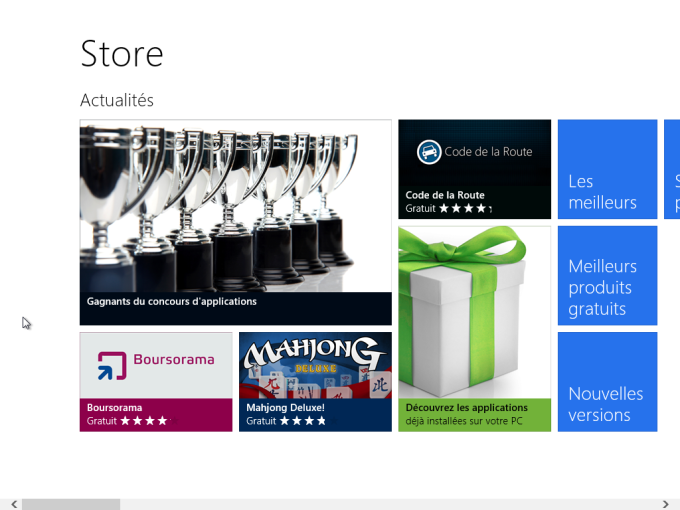 Windows 8 Entreprise
