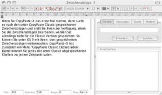 CopyPaste-X + yType