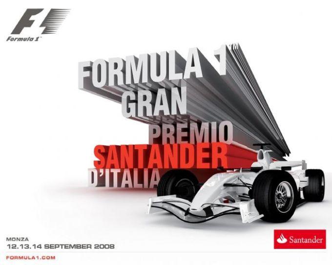 Formula 1 2008 Official Artwork Screensaver
