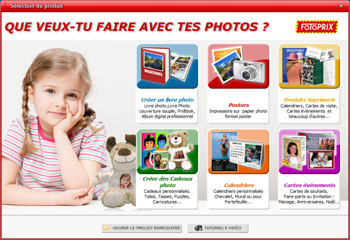 Fotoprix Photolivre