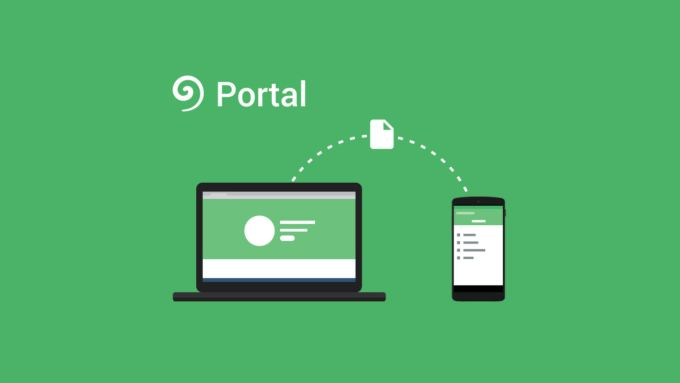 Portal - WiFi File Transfers