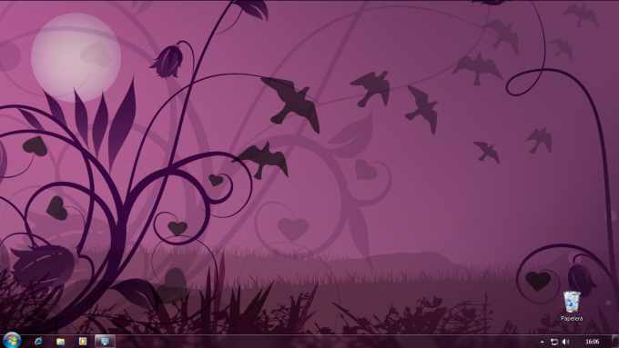 Lovebirds Theme