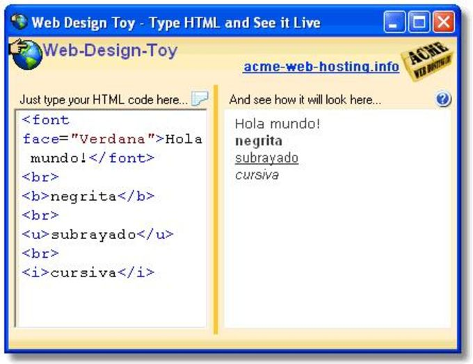 Web-Design-Toy