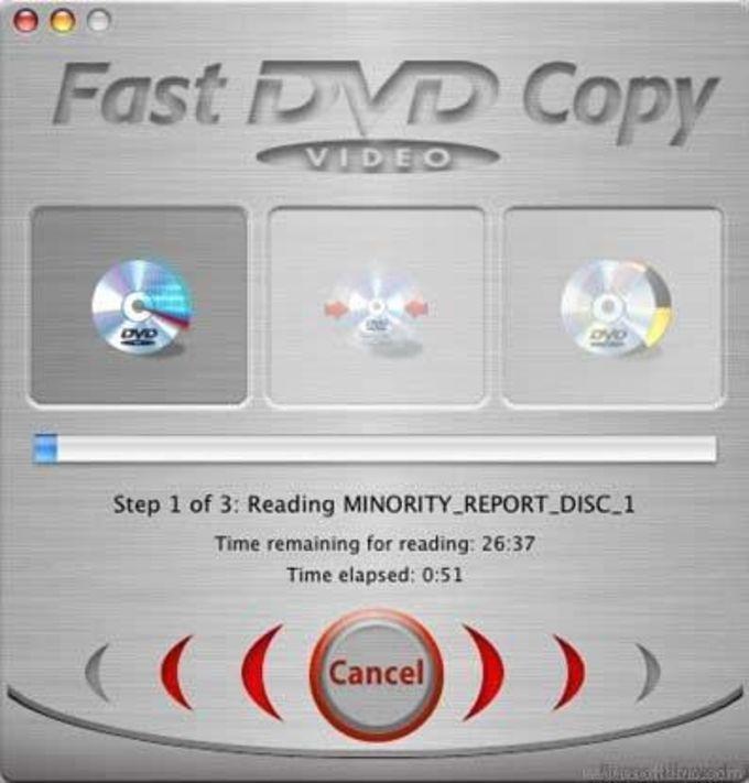 Fast DVD Copy