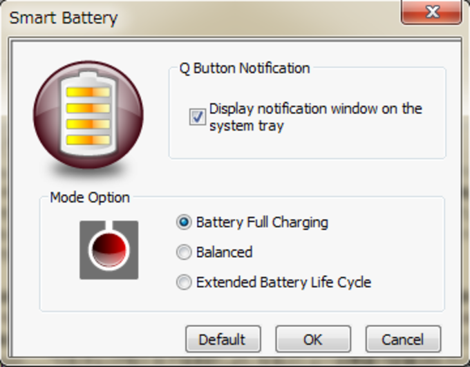 Smart Battery Driver