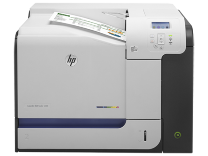 HP LaserJet Enterprise 500 color Printer M551n drivers