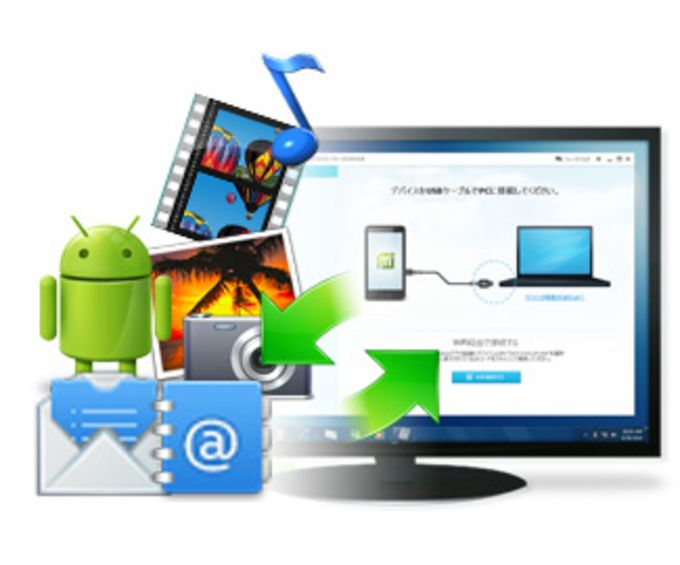 Wondershare MobileGo for Android pro(Win版)