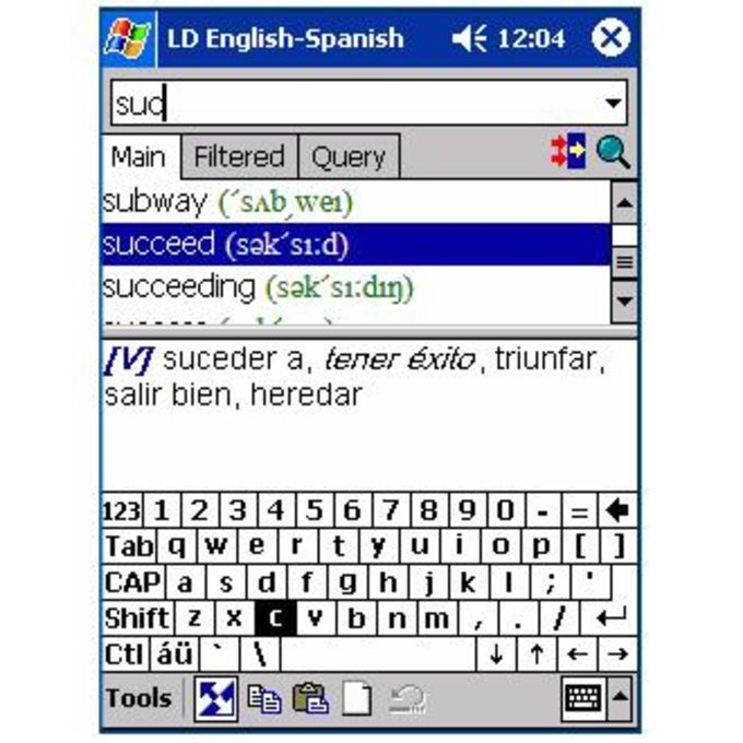 LingvoSoft Dictionary 2008 English-Spanish