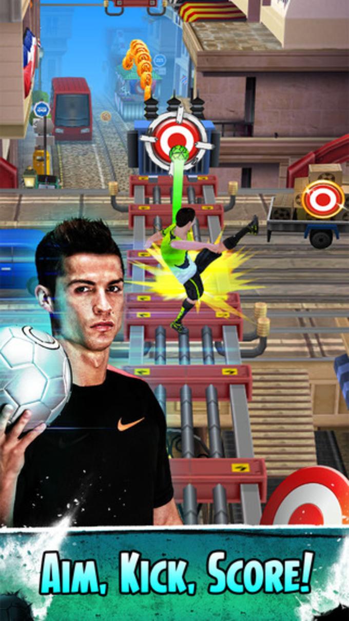 Cristiano Ronaldo: Kick'n'Run