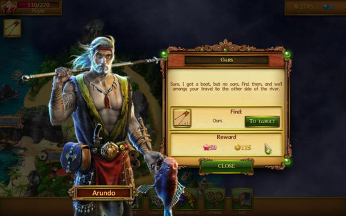 Lost Lands: A Hidden Object Adventure