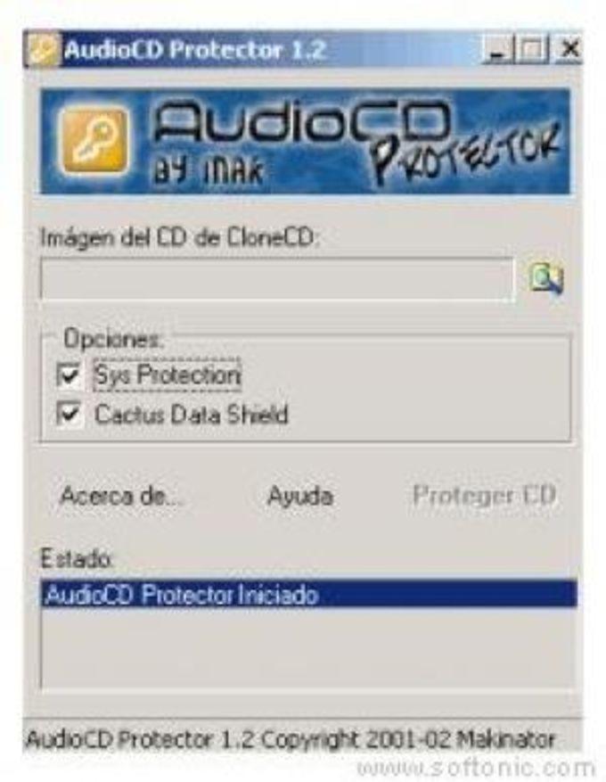 AudioCD Protector