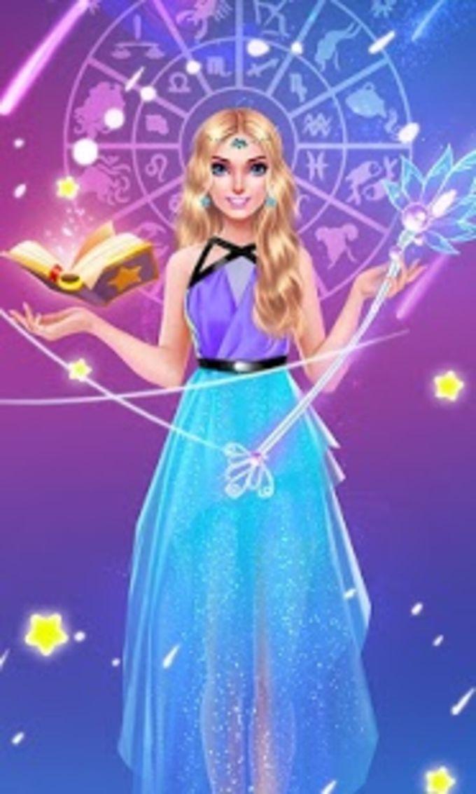Star Light Girl - Zodiac Party